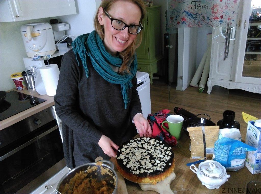 Warsztaty kuchni bezglutenowej_ciasto pomaranczowe